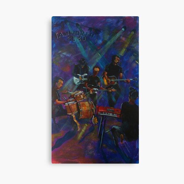 TCMF - Joe Maguires Texas Strangers Canvas Print