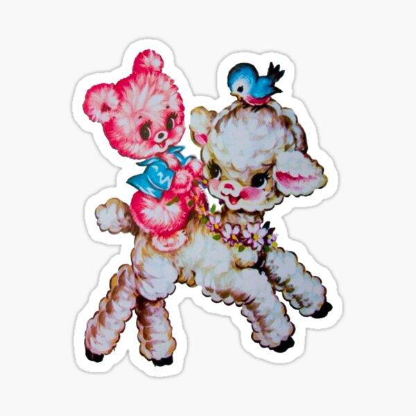 AGNEAU DOUX Sticker