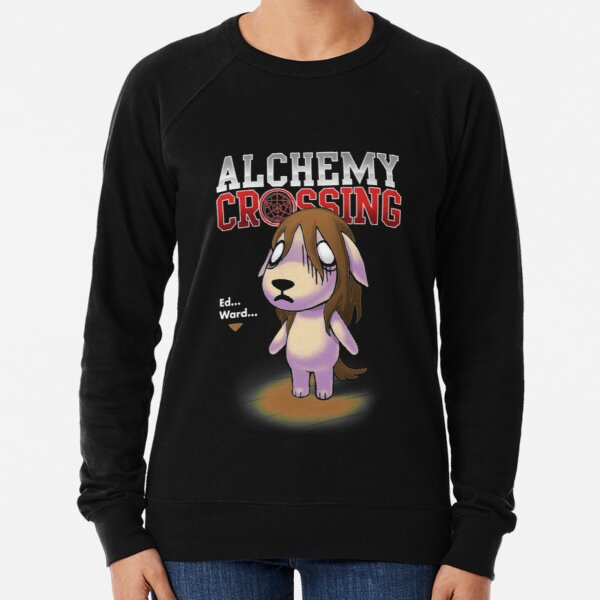 T-shirt Fullmetal Alchemist Alchimie FMA Animal Crossing - Funny Crossover Sweatshirt léger