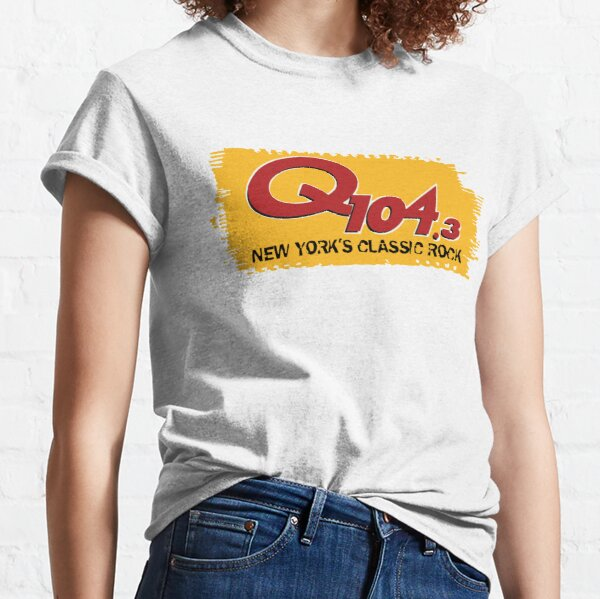 Q104.3 - New York's Classic Rock Classic T-Shirt