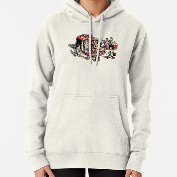 Lunchbox Lunch Meeting Pullover Hoodie