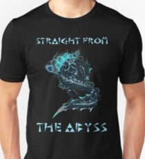 Lagia Straight from the Abyss Unisex T-Shirt