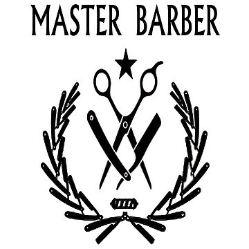 Master Barber by superiorarts