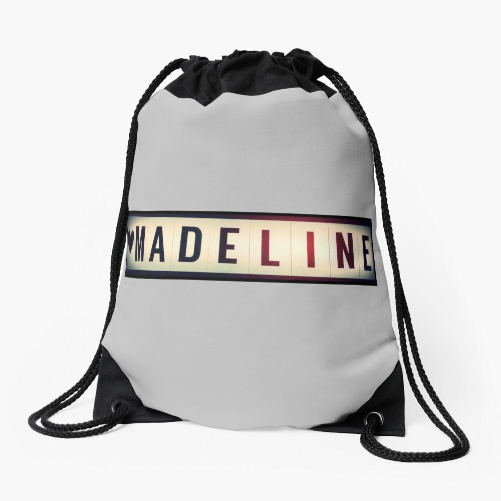 Madeline  Drawstring Bag