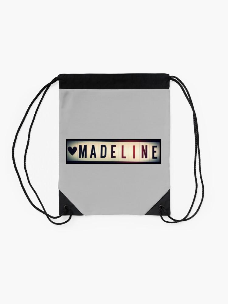 Alternate view of Madeline  Drawstring Bag