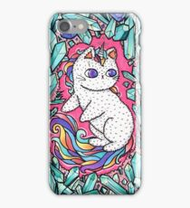 Unicorn  kitty iPhone Case/Skin