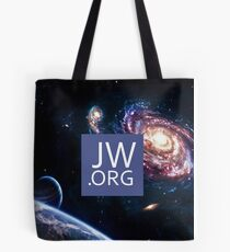 JW.ORG (Galaxy) Tote Bag