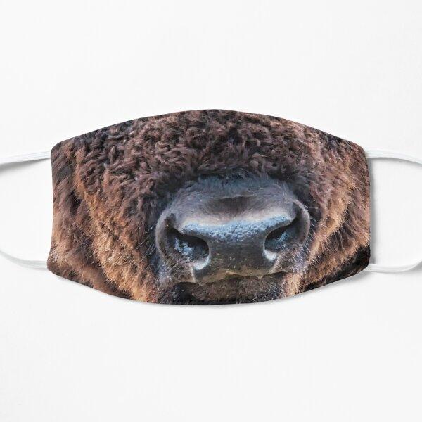 American Bison  -  A Living National Treasure Mask