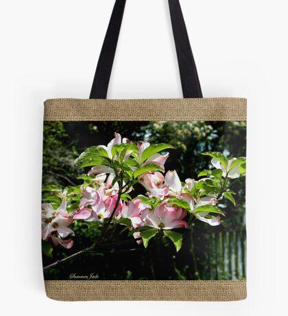Springtime Blooming Dogwood Tote Bag