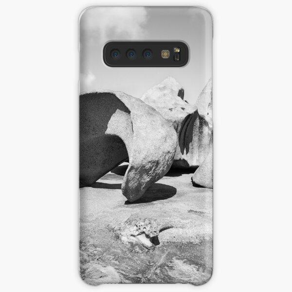 Remarkable Rocks, Flinders Chase, Kangaroo Island Samsung Galaxy Snap Case