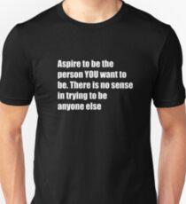 Aspiration T-Shirt