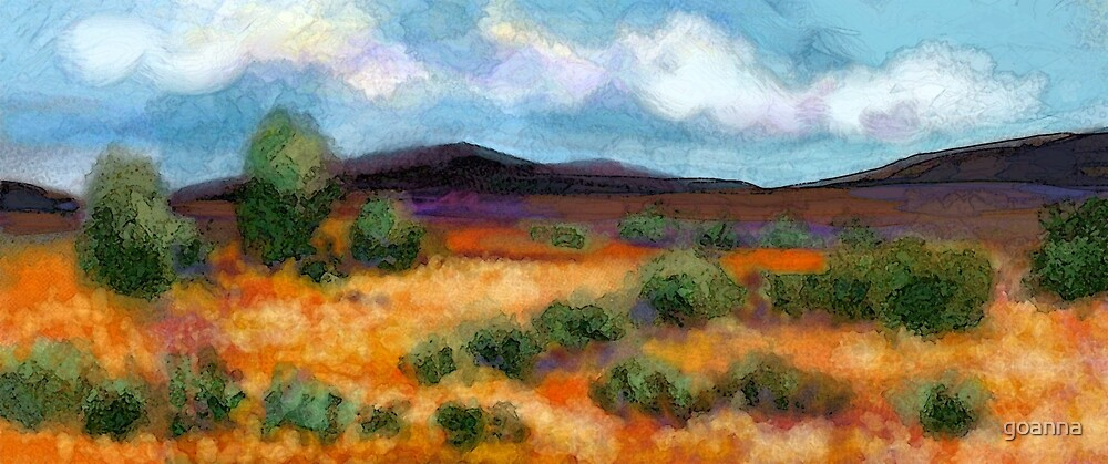 Aussie Outback by goanna