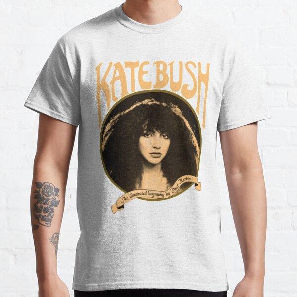 Kate Bush T-Shirtkate Bush vintage T-shirt classique