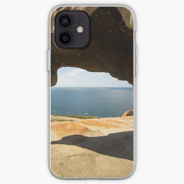 Remarkable Rocks, Flinders Chase, Kangaroo Island, South Australia iPhone Soft Case