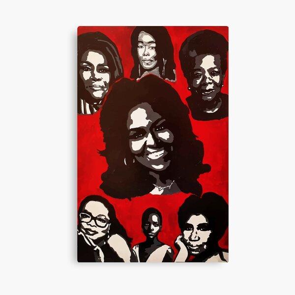 Women Leaders Canvas Print
