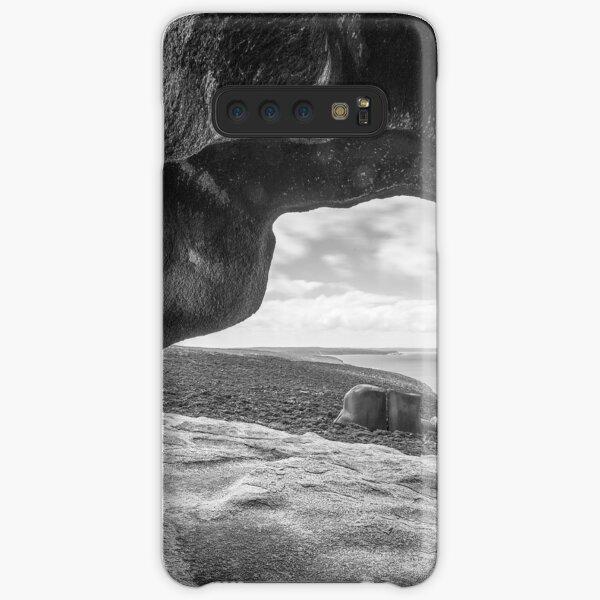 Remarkable Rocks, Flinders Chase, Kangaroo Island, South Australia Samsung Galaxy Snap Case