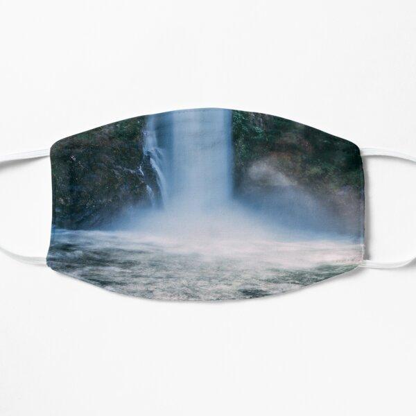 Water Falls  Flat Mask