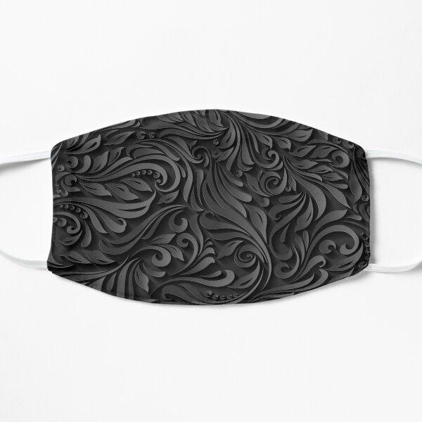 Unique metallic pattern Flat Mask