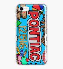 Pontiac iPhone Case/Skin