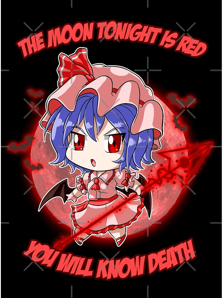 Touhou Project Flandre Scarlet Character Decal 3 sticker
