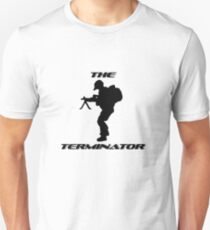 The Terminator by #fftw Unisex T-Shirt