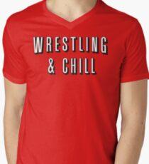 Wrestling & Chill T-Shirt