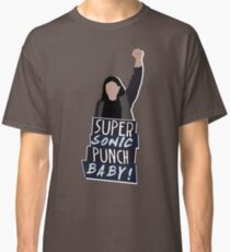 Super Sonic Punch - Cisco Classic T-Shirt