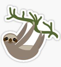 Three-toed sloth  Sticker