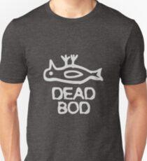 Dead Bod funny nerd geek geeky T-Shirt