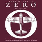 Mitsubishi Zero! Banzai! by b24flak