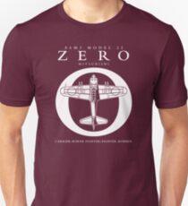 Mitsubishi Zero! Banzai! Unisex T-Shirt