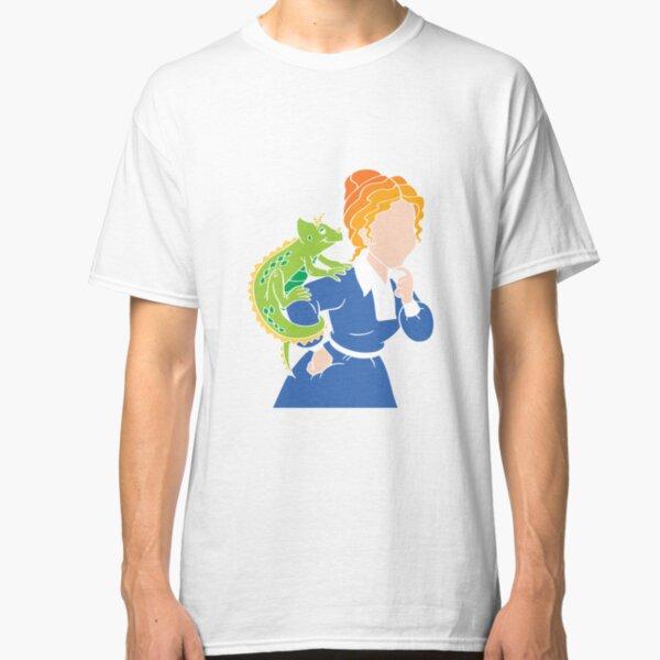 Frizzle > School Cutout Classic T-Shirt