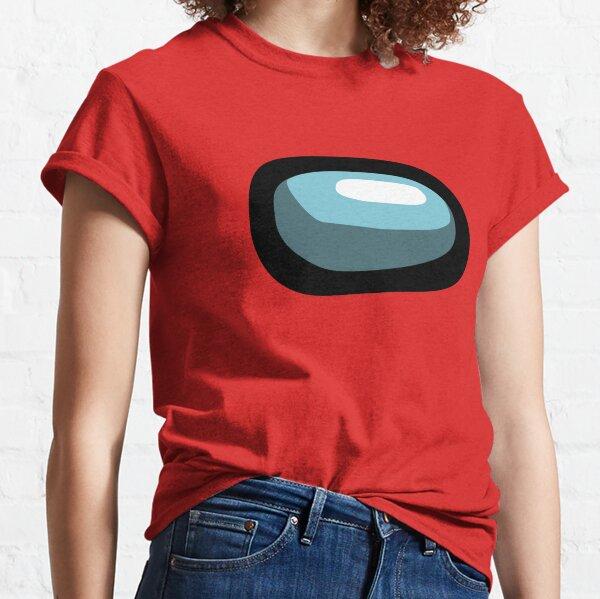 Unter uns Gesicht rot Classic T-Shirt