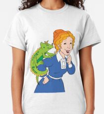 Frizzle-Muster Classic T-Shirt