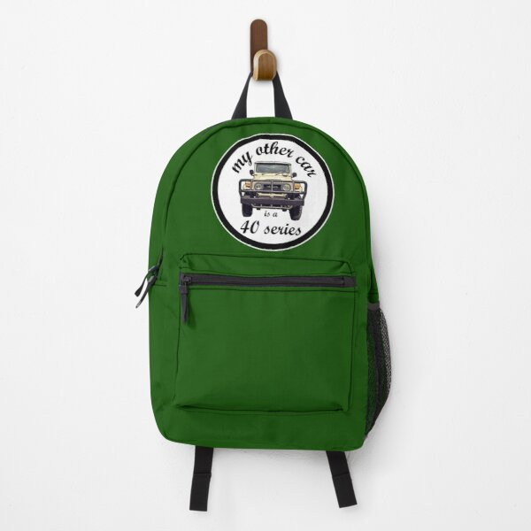 My Other Car is a 40 Series Backpack