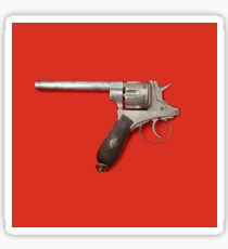 Pistol Suicide Sticker