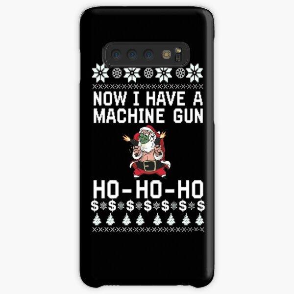 Now I Have A Machine Gun Ho Ho Ho Samsung Galaxy Snap Case