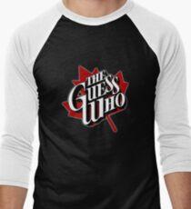 The Guess Who Men's Baseball ¾ T-Shirt