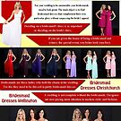 Bridesmaid Dresses Auckland by FormalDresses