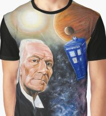 First Doctor Graphic T-Shirt