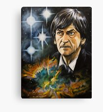 Second Doctor Canvas Print