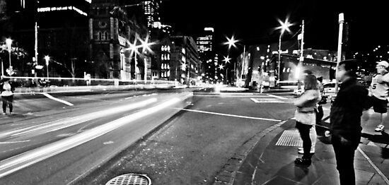 """""""Melbourne Black I"""" by JFPD"""