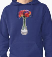 Bouquet of roses Pullover Hoodie