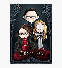 Little Crimson Peak Poster Photographic Print