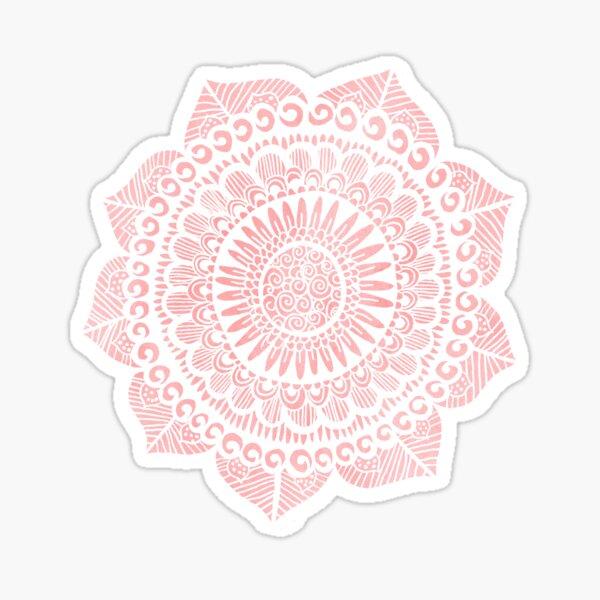 Blush Lace Sticker