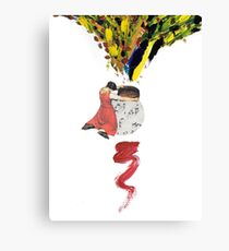The Sieve Canvas Print