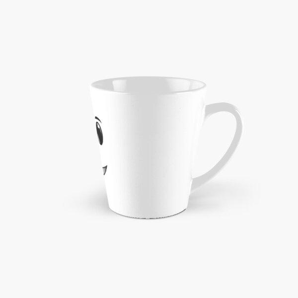 Winning Smile Face Tall Mug