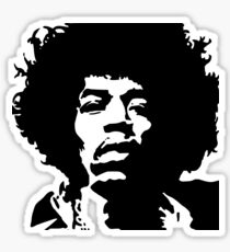 Jimmy Hendrix Sticker