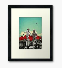 Playgrounds Framed Print