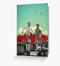 Playgrounds Greeting Card